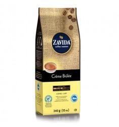 Zavida 12oz Creme Brulee Whole Beans