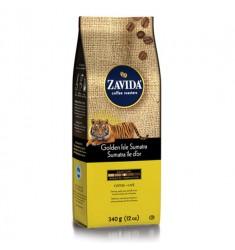 Zavida 12oz Golden Isle Sumatra Whole Beans