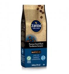 Zavida 12oz Premium French Roast Whole Beans