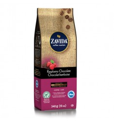 Zavida 12oz Raspberry Chocolate Whole Beans