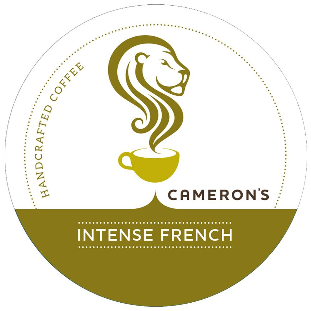 Cameron Single Serve Coffee Organic Single
