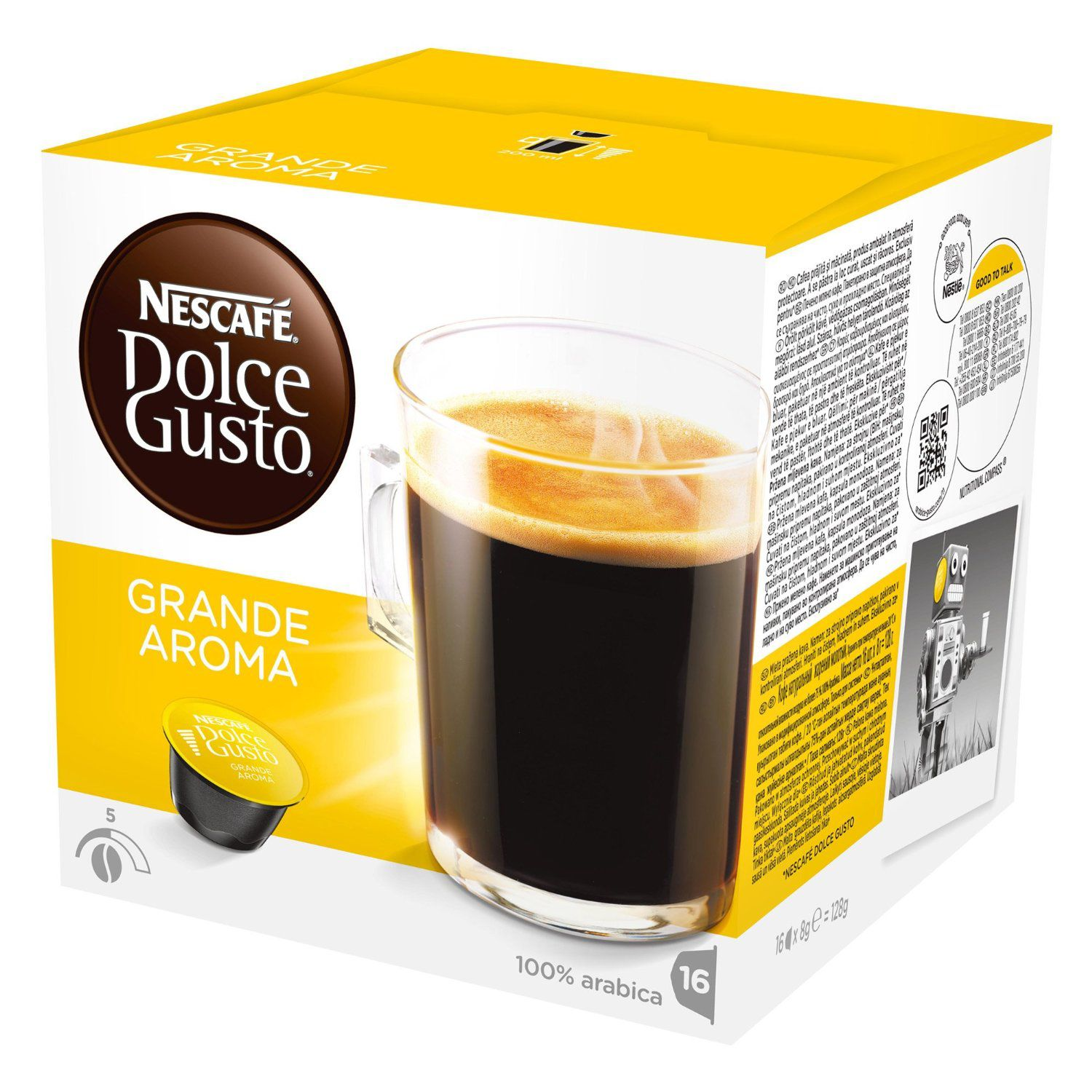 dolce gusto grande nescafe dolce gusto online at bobby the coffee guy. Black Bedroom Furniture Sets. Home Design Ideas
