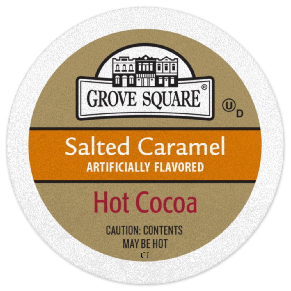Grove Square Salted Caramel Hot Chocolate | Keurig, K-Cup ...