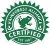 buy certified rainforest alliance coffee